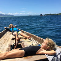 Family holiday to the Gili Islands