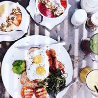 Bali Breakfast and Coffee