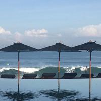 Beach Beach Clubs in Bali. Finns Beach Cluc