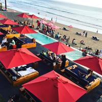 Best Bars in Bali. Ku De Ta