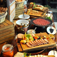 Sofitel Sunday Brunch in Bali