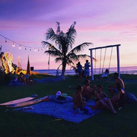 The Lawn, Canggu. Best Sunsets in Bali