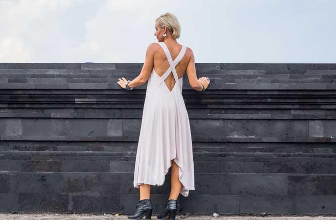 Bali based fashion label Sancerre