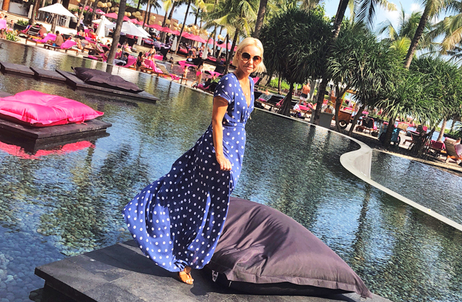 Sunday State of Mind in Sundays Resort Wear at the W Hotel in Bali